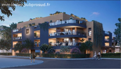 Appartement  neuf T4 Lattes